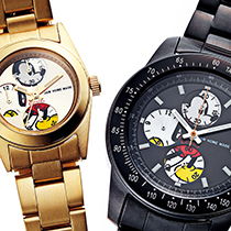 SECRET MICKEY WATCHの写真