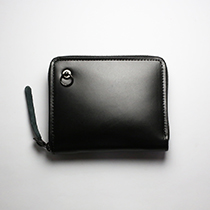 DIAMOND ZIP MEDIUM WALLET -LaVish-の写真