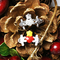 X'mas Limited – MICKEY – mini CLADDAGH RINGの写真
