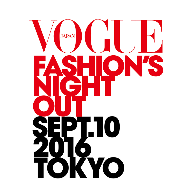【EVENT】FASHION'S NIGHT OUT 2016 TOKYOの写真