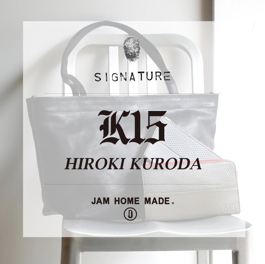 【SIGNATURE COLLECTION】Hiroki Kuroda MODELの写真