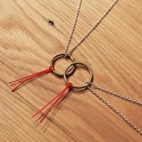 名もなき指輪キット(NAMELESS RING KIT) -NECKLACE SET-の写真