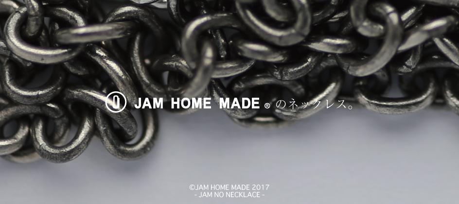 JAMのネックレスの選び方。の写真