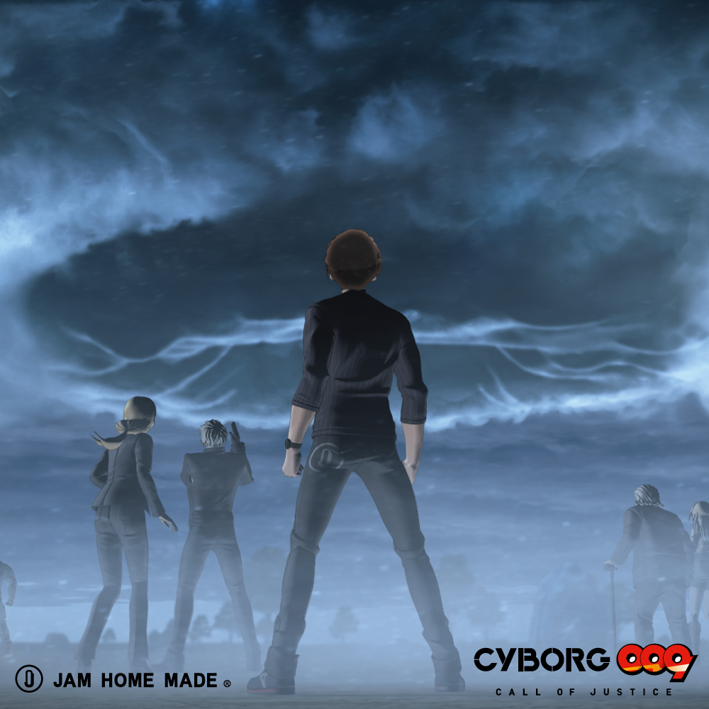 【PREORDER】× CYBORG009 CALL OF JUSTICEの写真