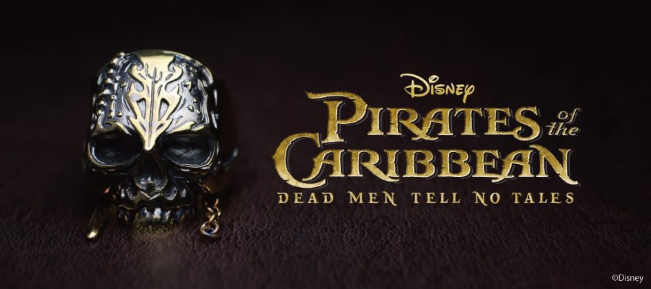 PIRATES of the CARIBBEAN DEAD MEN TELL NO TALESの写真