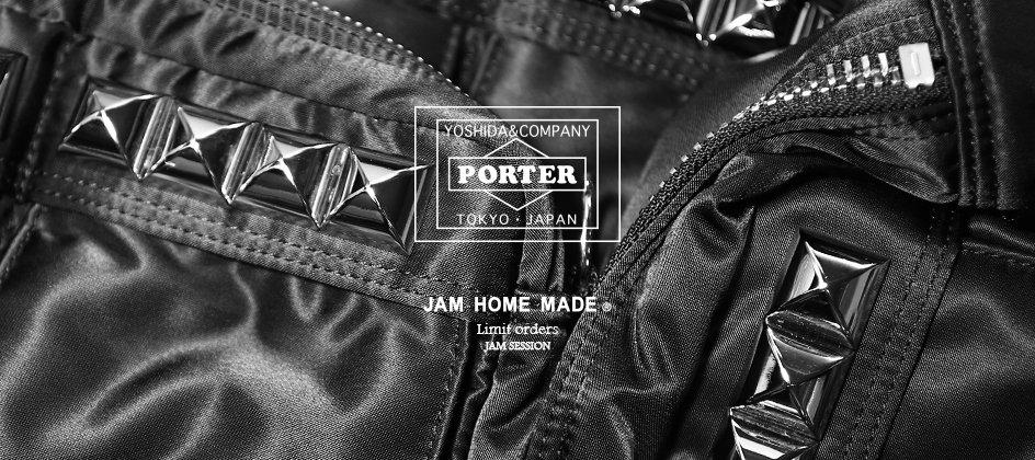 【NEW ARRIVAL】×PORTER CAPSULE COLLECTIONの写真