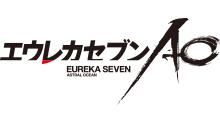 エウレカセブンAOのロゴ