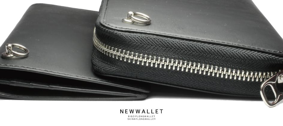【NEW ARRIVAL】WALLETの写真