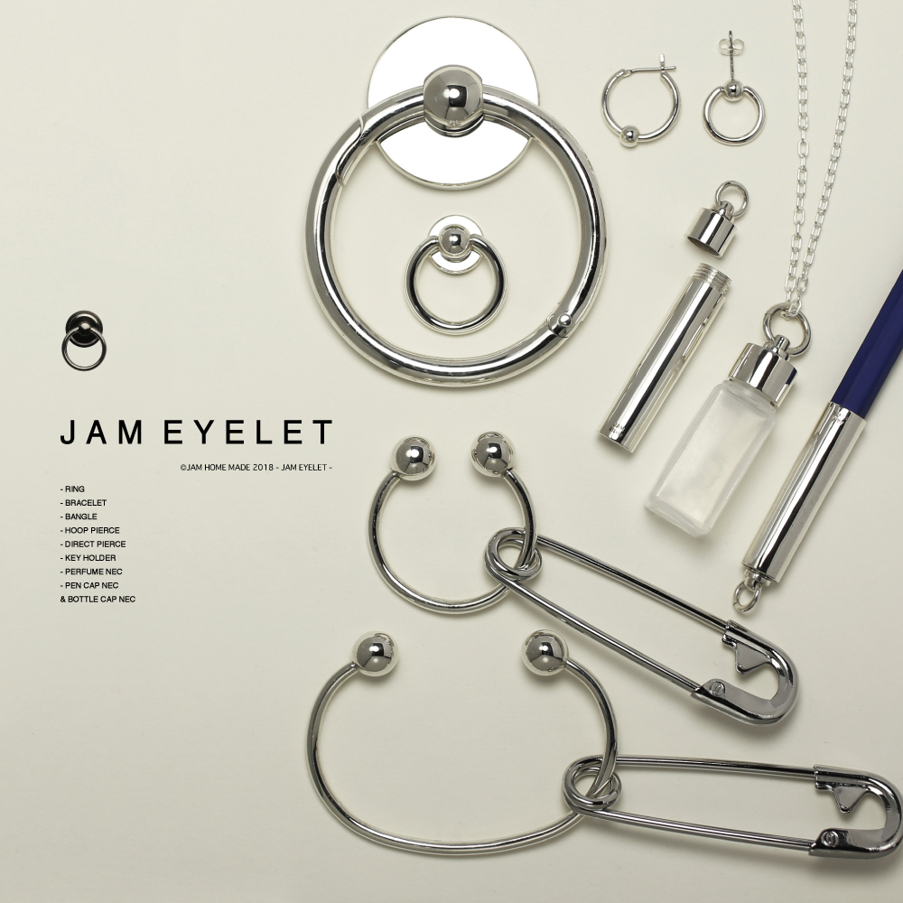 【NEW ARRIVAL】JAM EYELET JEWELRY SERIESの写真