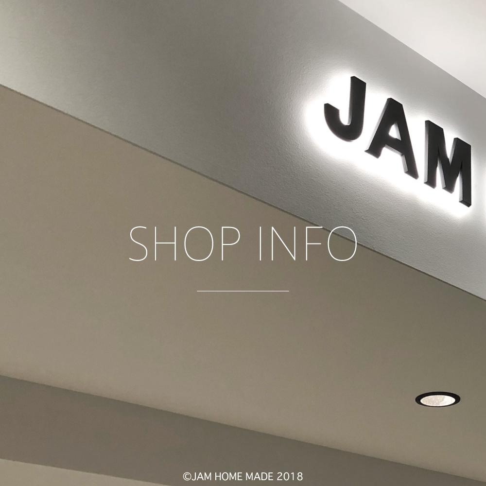 【SHOP INFO】Tokyo storeの写真