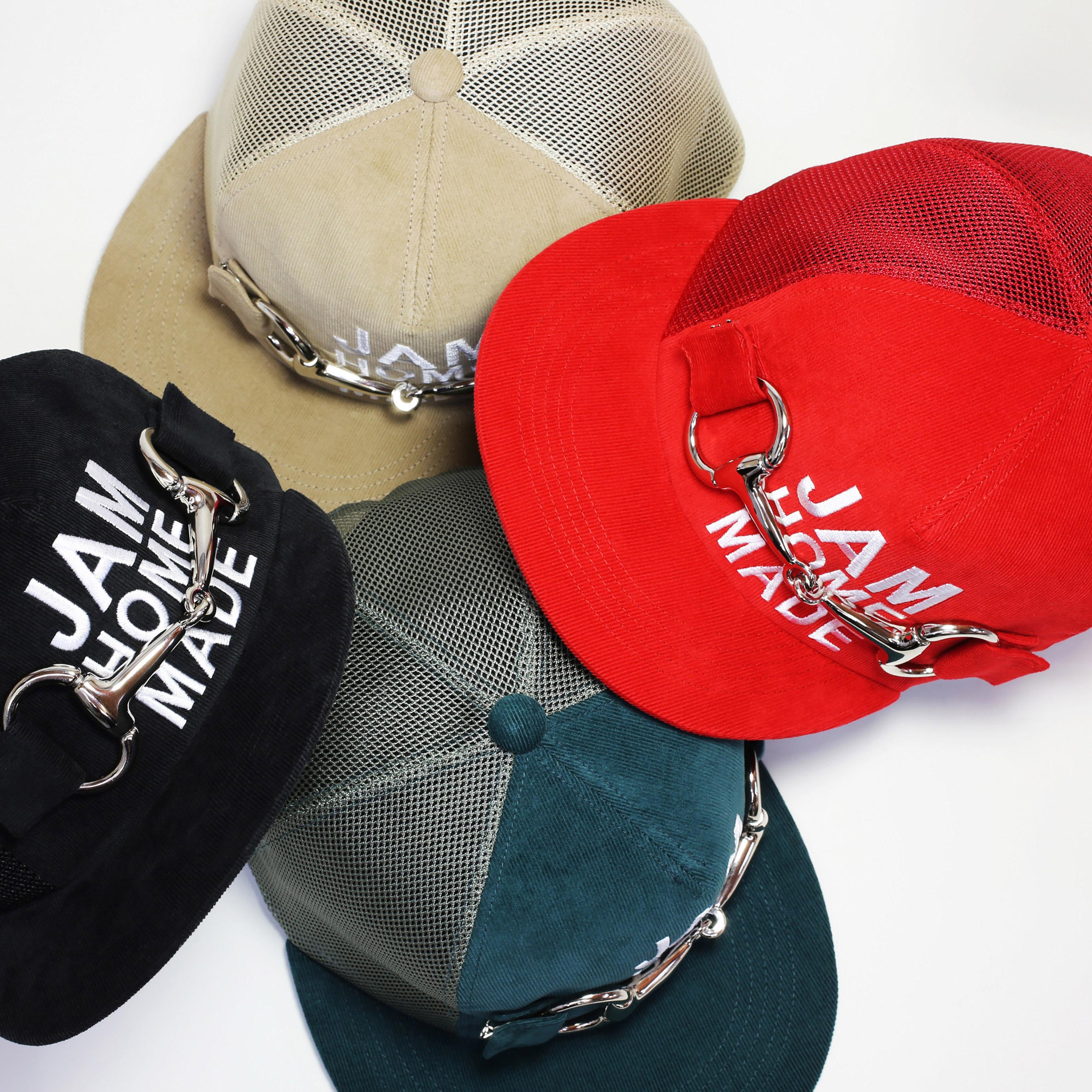 【JAM SESSION】×CA4LA BIT TENDENCY MESH CAPの写真