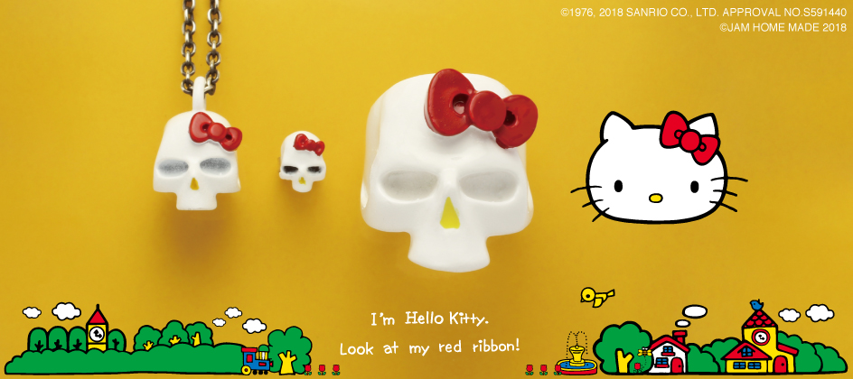 【NEW ARRIVAL】×HELLO KITTYの写真
