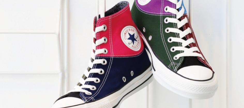 【NEW ARRIVAL】× CONVERSE <ALL STAR 100 HI>の写真