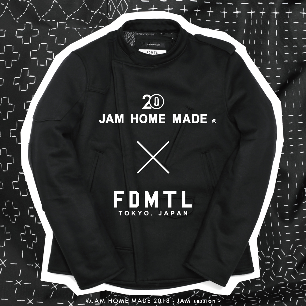 "【NEW ARRIVAL】×FDMTL ""MONSTAR"" JACKETの写真"