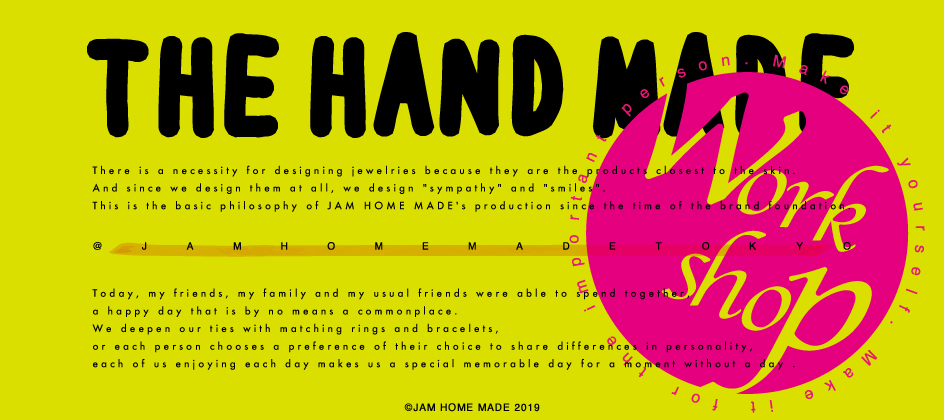 【EVENT】THE HAND MADEの写真