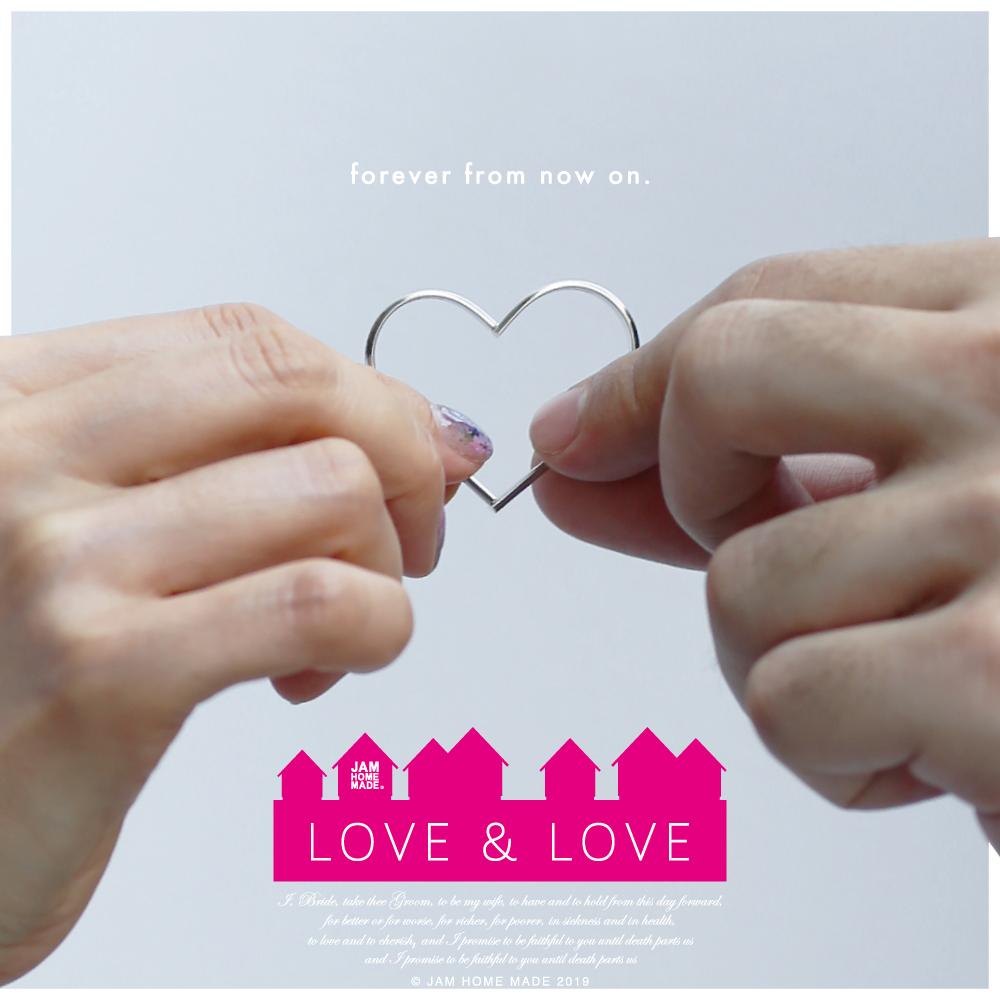 【NEW ARRIVAL】LOVE & LOVEの写真