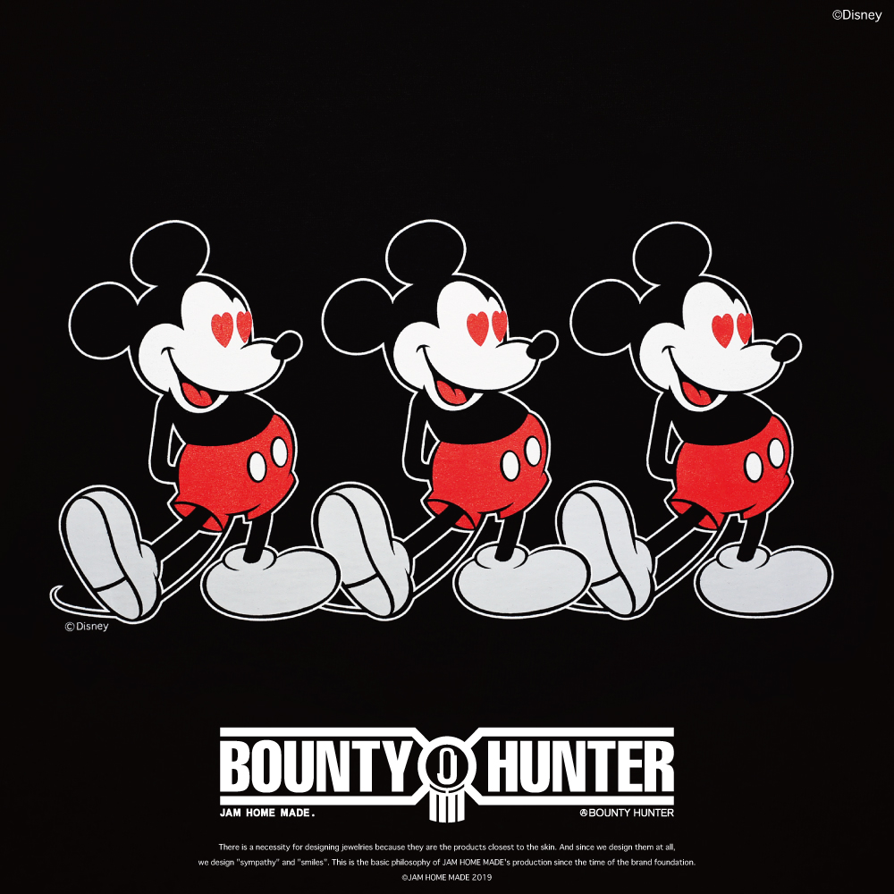 【JAM SESSION】×BOUNTY HUNTER <MICKEY>の写真