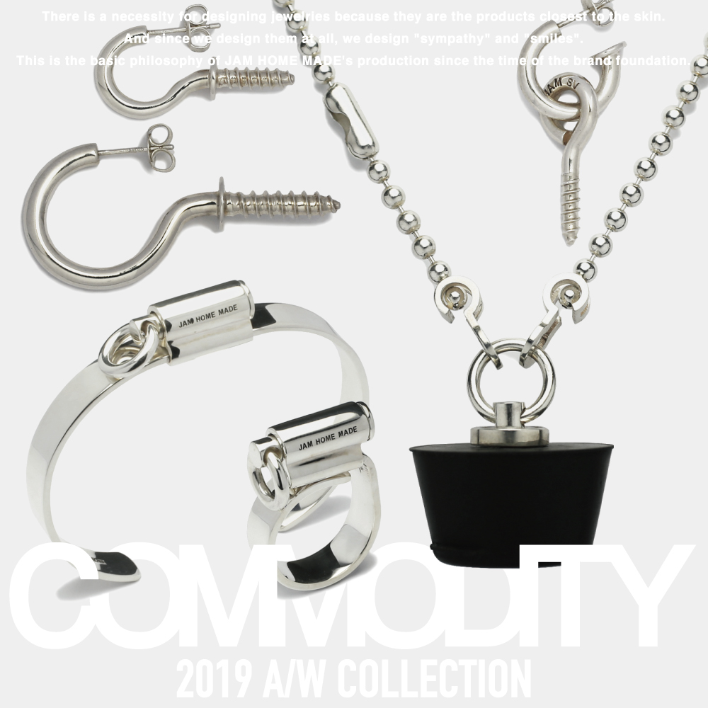 【2019A/W COLLECTION】COMMODITY SERIESの写真