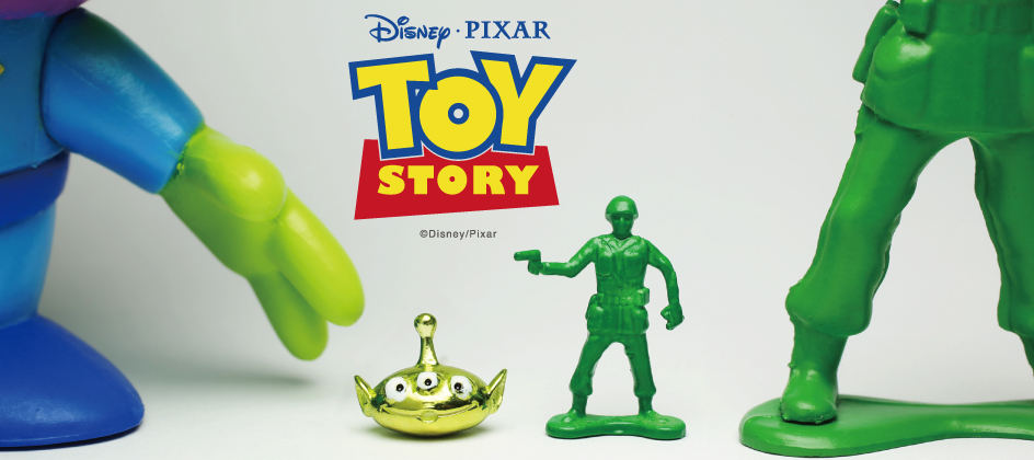 【NEW ARRIVAL】<TOY STORY> CAPSULE COLLECTIONの写真
