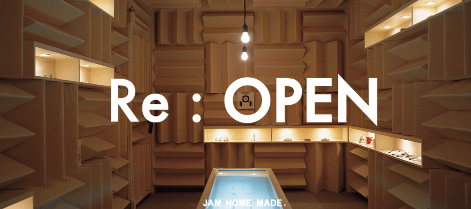 【SHOP INFO.】Re:OPENの写真